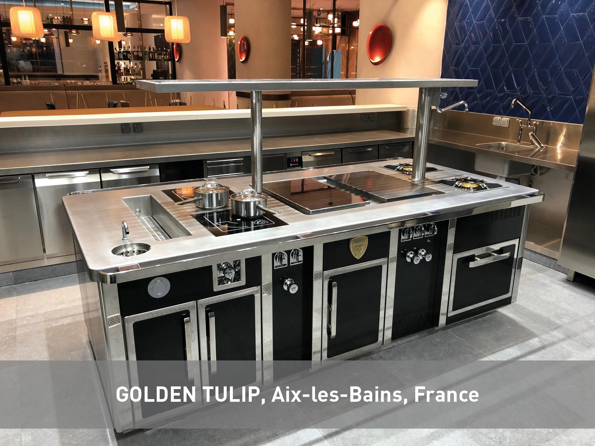 Golden Tulip Aix-les-Bains France Charvet