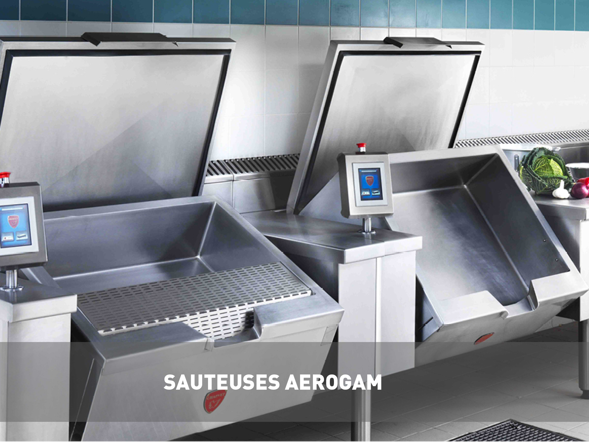 Sauteuses-Aerogam